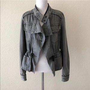 Hei Hei drawstring anorak jacket Anthropologie XS